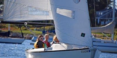 Ladies Night Sailing