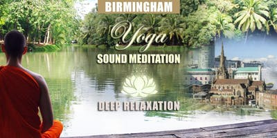 Free 1st-time Mantra Meditation class in Birmingham