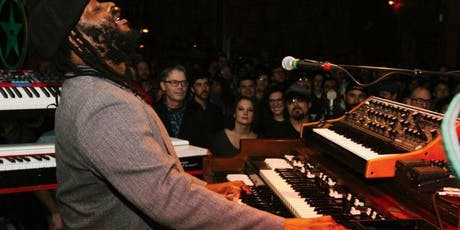 Delvon Lamarr Organ Trio tickets