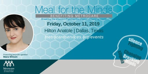 Meal for the Minds Luncheon 2019