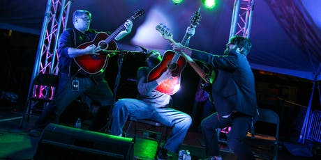 P3 - Perpetual Groove Acoustic Trio w/ Chuck Magid  & WAS tickets