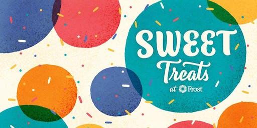 Free Summer Sweet Treats with Frost Bank Garden Oaks