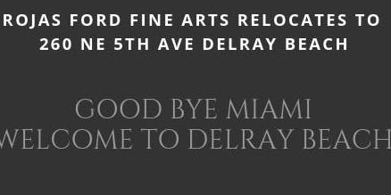 Good Bye Miami Welcome to Delray Beach