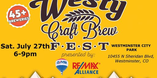 Past Client Appreciation Event at the Westy Brew Festy!