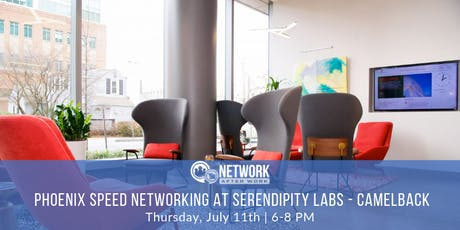 Pro Speed Networking by Network After Work Phoenix tickets