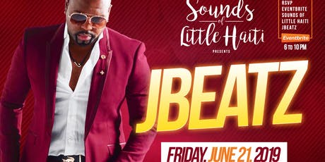 SOUNDS OF LITTLE HAITI-JBEATZ tickets