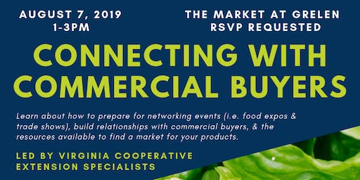 Connecting with Commercial Buyers