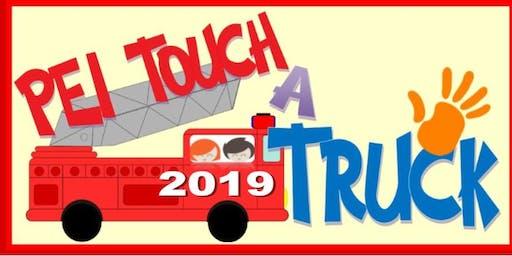PEI Touch A Truck Fundraiser