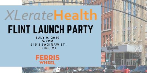 XLerateHealth Flint Launch Party