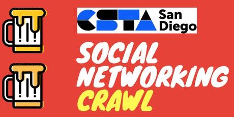 CSTA 2nd Annual Social Networking Crawl tickets