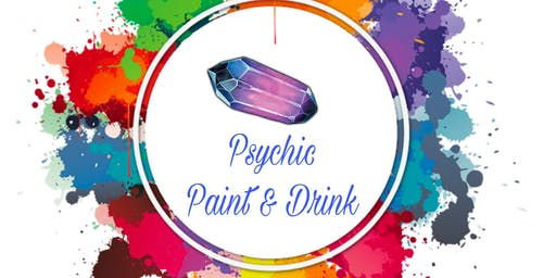 Psychic Paint & Sip Party!*