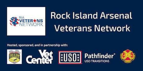 RIA Veterans Network - July 2019 tickets