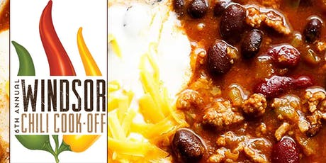 6th Annual Windsor Chili Cook-Off tickets