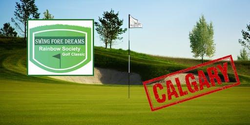 Swing Fore Dreams Rainbow Society Golf Classic Calgary