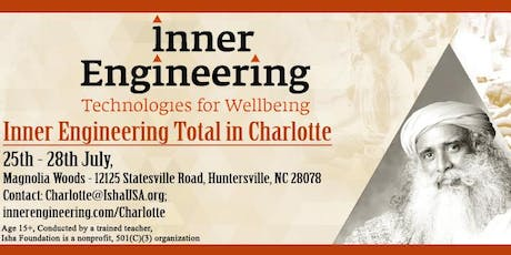 Inner Engineering - Free Intro Talk - July 2019 tickets