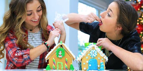 FAMILY Gingerbread Decorating Workshop tickets