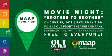 MAAP Movie Night: Brother to Brother tickets