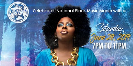 Angie Stone Live in Concert @ The Sunset Lounge  tickets