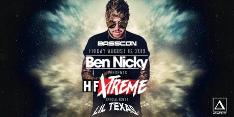 Ben Nicky with Lil Texas tickets