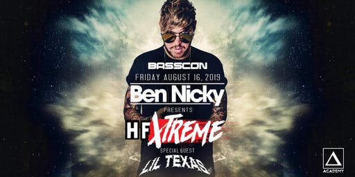 Ben Nicky with Lil Texas