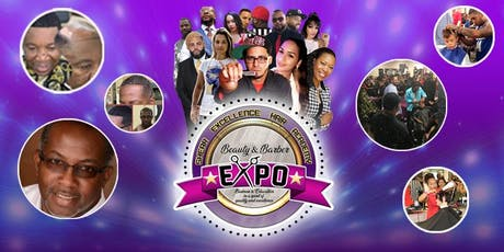 Shear Excellence 3rd Annual Beauty & Barber Expo October 20, 2019  tickets