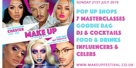 Make Up Festival 2019 tickets