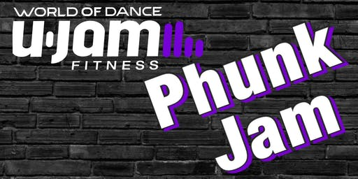 WORLD OF DANCE U-JAM FITNESS July PhunkJam with Meredith and Erika