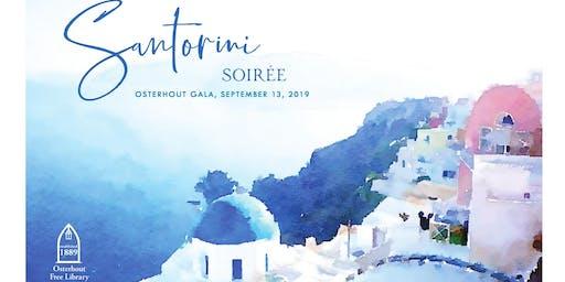 Santorini Soiree