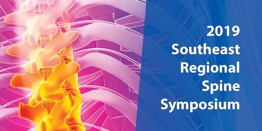 2019 Southeast Regional Spine Symposium