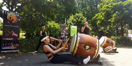 Taikoza Drummers tickets
