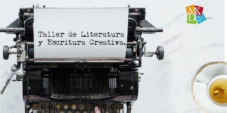 Taller de Literatura y Escritura Creativa tickets