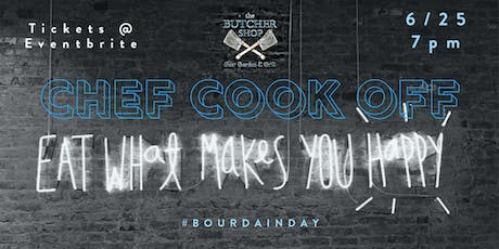 Chef Cook Off!  tickets