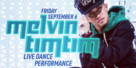 Melvin Timtim Live Dance Performance tickets