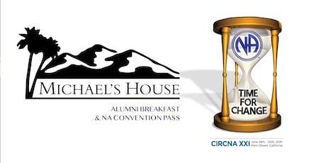 MH Alumni Breakfast & NA Convention tickets