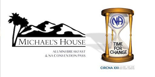 MH Alumni Breakfast & NA Convention