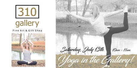 Yoga at 310 Gallery! tickets
