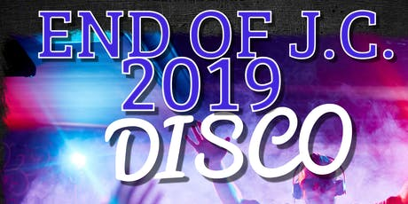 End of Junior Cert Disco tickets