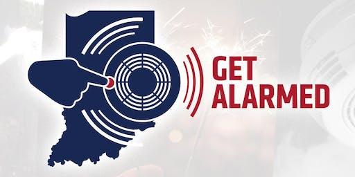 Get Alarmed!  Smoke Detector Program