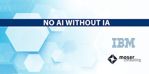 No AI without IA