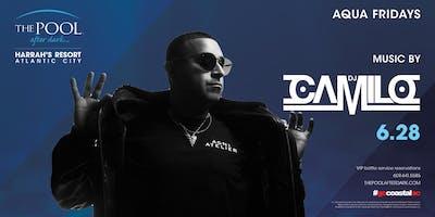 DJ Camilo at The Pool After Dark - Aqua Fridays FREE Guestlist