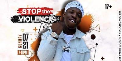 STOP THE VIOLENCE FEST STARRING LIL ZAY OSAMA