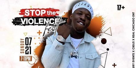 STOP THE VIOLENCE FEST STARRING LIL ZAY OSAMA tickets