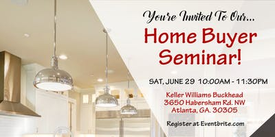 Home Buyers Seminar -FREE