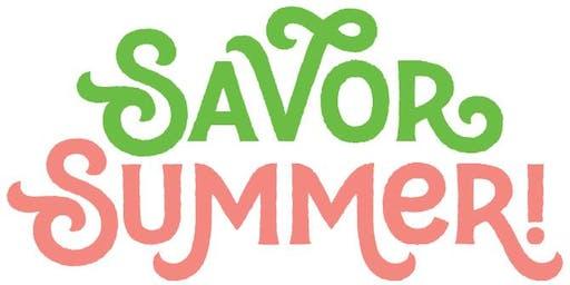 Savor Summer Wine Festival