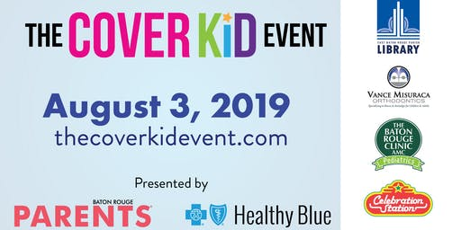 2019 Baton Rouge Parents Magazine - The Cover Kid Event