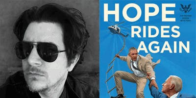Hope Rides Again with Andrew Shaffer at Books Inc. Campbell