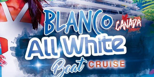 BLANCO - THE ALL WHITE BOAT CRUISE | SUNDAY JUNE 29TH | RIVER GAMBLER