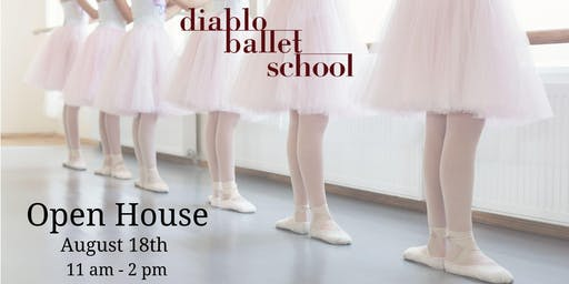 Diablo Ballet School's Open House