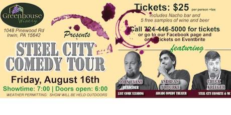 Summer Comedy Night tickets