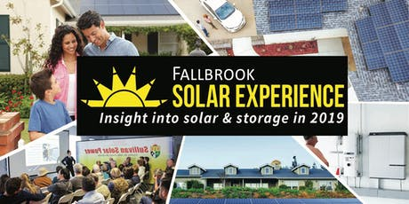 Fallbrook Solar Experience tickets